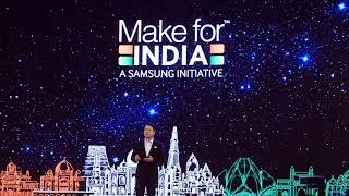 Samsung invests $500M to set up a smartphone display plant in India