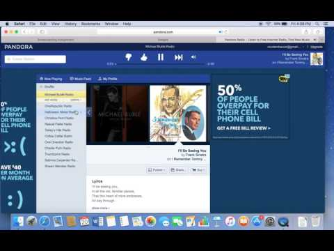 How to Create and Delete Music Stations on Pandora