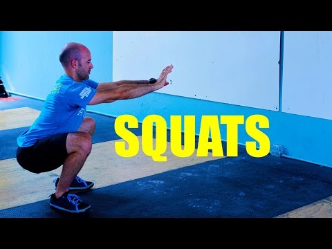 LEARN HOW TO SQUAT - Paradiso CrossFit
