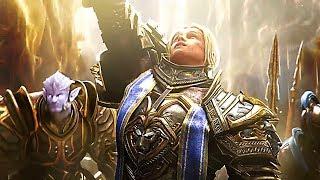 WORLD OF WARCRAFT : Battle For Azeroth Trailer (2018)