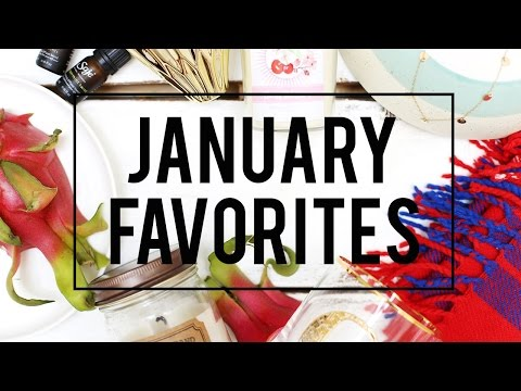 JANUARY FAVOURITES 2016 | Fablunch