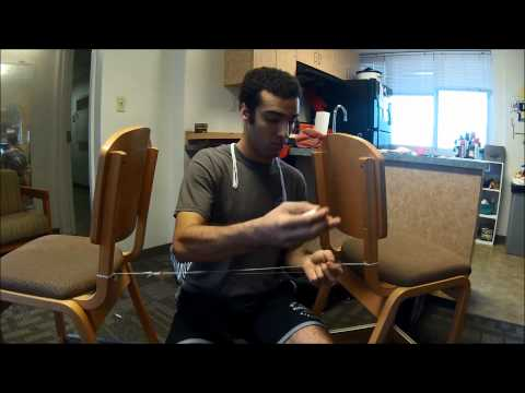 How To Make Yoyo String