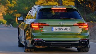 Audi RS4 Avant (2018) The Best Sports Wagon?