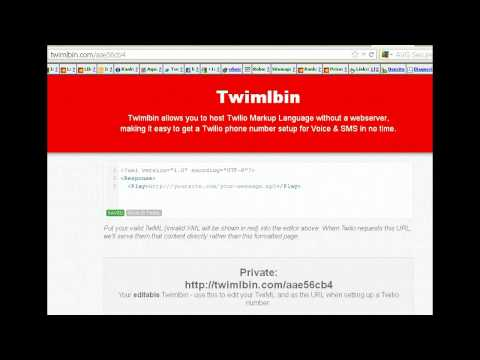 Forward and Record a Phone Call Using Twilio