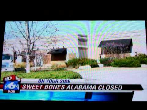 Sweet Bones Alabama Closed