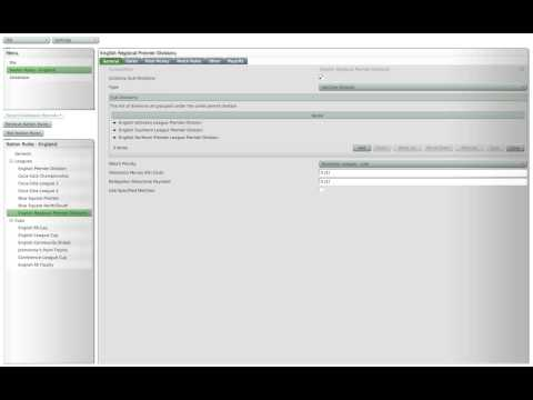 FM2010 data editor - how to add competitions to existing leagues