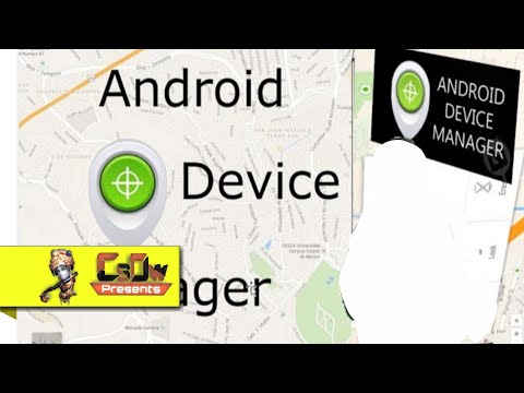 Use Android Device Manager to remotely lock and wipe your Android, How to on Andriod device manager?
