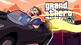 THE KING IS BACK!! - GTA5 Funny Moments Races (Grand Theft