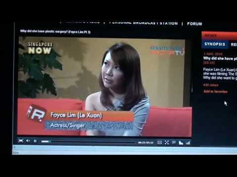 Part 3 Singapore Foyce Le & Jack Neo Gets Sex VCD Threat