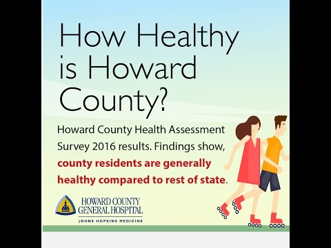 How Healthy is Howard County?
