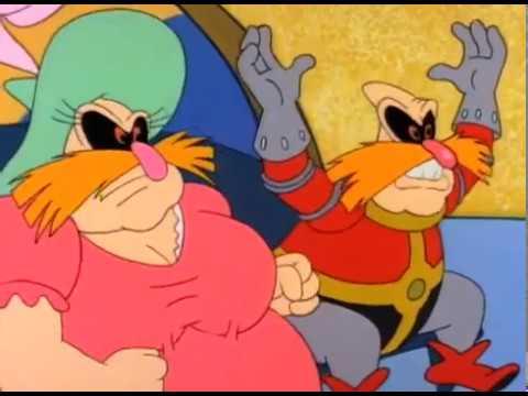 Adventures of Sonic the Hedgehog - Momma Robotnik's Birthday | Cartoons for Kids| WildBrain Cartoons