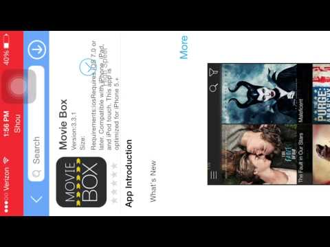 How to install MovieBox on iOS 8.2/8.3 without jailbreak/computer