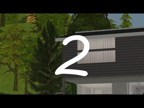 The Sims 2 - Family Fun Stuff - Visionary Villa - Part 2