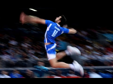 Volleyball Plyometrics Routine- how to improve the height of your spike touch