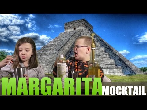 The Margarita Mocktail, Non-Alcoholic