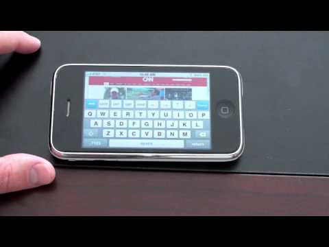 Control your Mac with your iPhone/iPod Touch