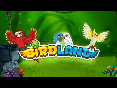 🐦👍Bird Land Paradise- By Cute Mobile Games Casual - iTunes/Android