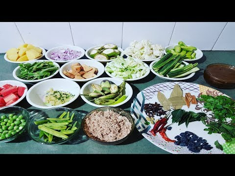 Undhiyu recipe how to make undhiyu Undhiyu recipe in gujarati undhiyu recipe in hindi
