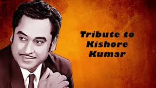 Many moods of Kishor kumar by Abhijeet  (Vol I)