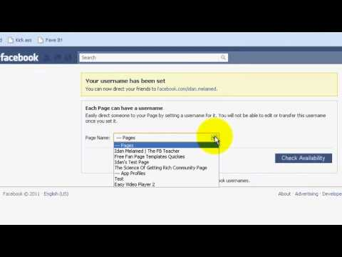 How To Get A Short URL For Your Facebook Page