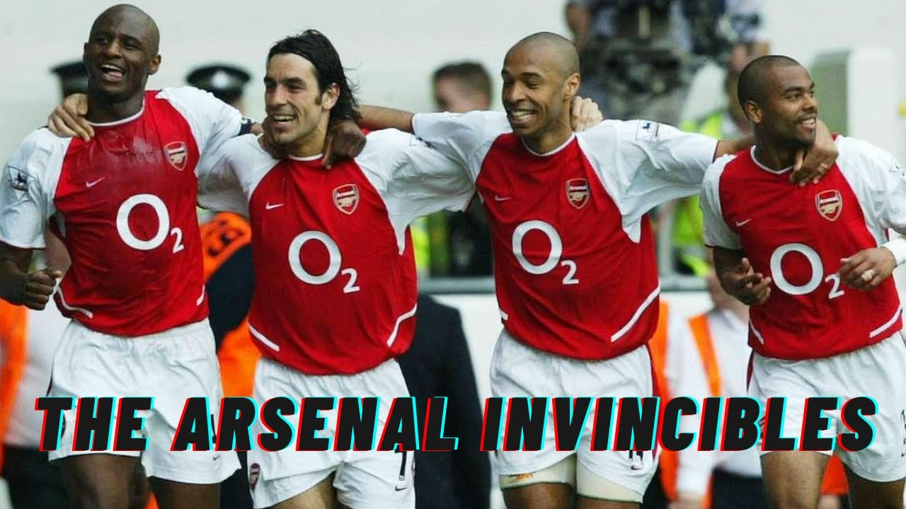 THE ARSENAL INVINCIBLES   Full Highlights Reel   2003/2004   [HD]