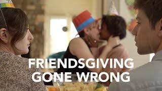 BEST FRIENDSGIVING EVER / Gaby & Allison
