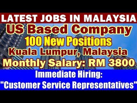 Jobs In Malaysia: