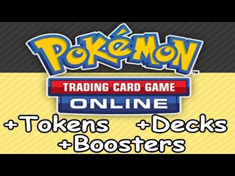 Como ganhar Tokens, Booster e Decks para Pokemon TCG Online!