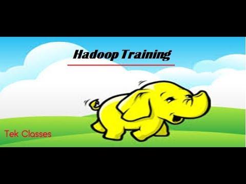 Hadoop Tutorial|Big Data Hadoop Videos|Hadoop Training Videos