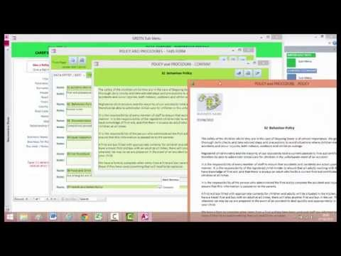 CMSoftware Policy and Procedure Management System