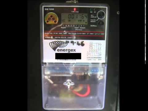 Energex meters explained