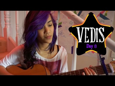 Can't Feel My Face - The Weeknd | Damielou Shavelle Acoustic Cover #VEDIS Day 8