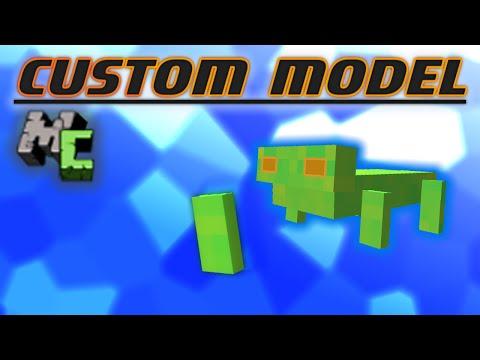 MCreator how to make a mob (Custom model) Tutorial