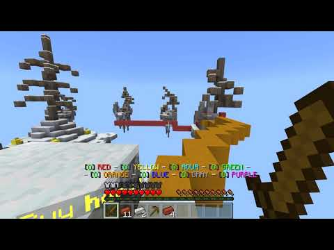 Playing Lifeboat Bed Wars on the Frost Map! MY FIRST WIN!