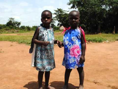 Pillowcase Dresses Uganda