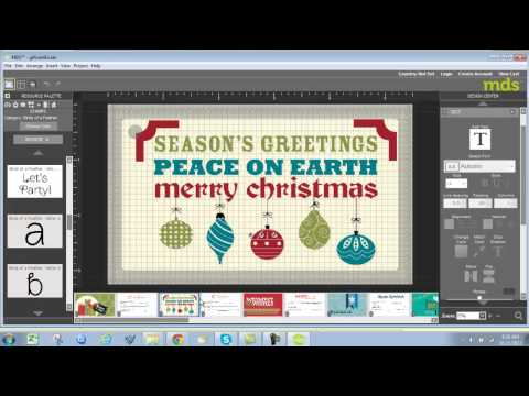 Creating Gift Certificates with My Digital Studio