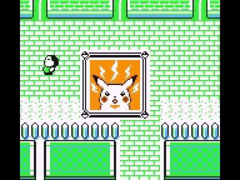 Pokemon Yellow - Pikachu Thunder Emotion