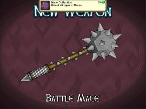 Jacksmith Level 32 - All Types of Weapons Unlocked!