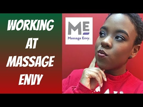 Working At Massage Envy As An Esthetician Vlogmas Day 15