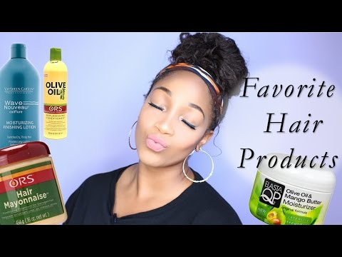 Relaxed Hair Care Staple Products | Growing Healthy Hair | Collab with Dessy GT