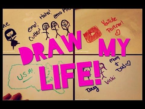 Draw My Life. | BreeAnn Barbie