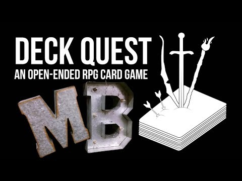 Mahula Fam Game Night - Deck Quest - Tabletop Simulator - 11/15/2017