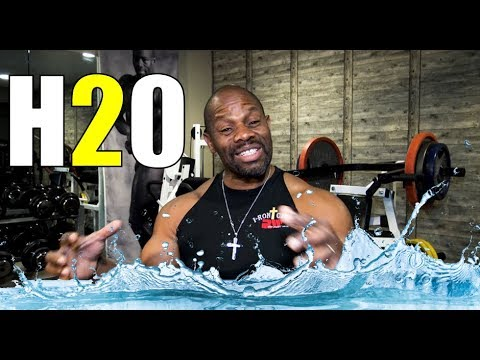 Drink Water to Lose Fat!      [Summer Shredding Principle # 3]