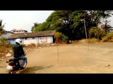 Driving License Test For Motor Cycles with Gear in India