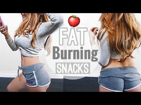 Fat BURNING Snacks + Metabolism Boosting