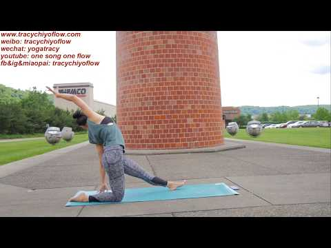 Chiyoflow - It's critical to find your balance point for yoga practice