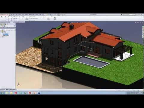 Creating Walkthrough Animations in SolidWorks [Webcast]