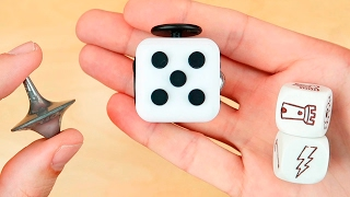 Download EL ANTIESTRÉS DEFINITIVO! | FIDGET CUBE | Unboxing #96 Video