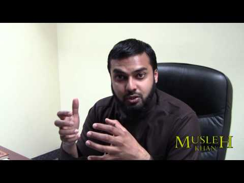 Ask Musleh - How do you deal with a spouse who struggles with anger management?