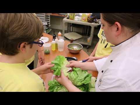 Clinton Culinary Camp